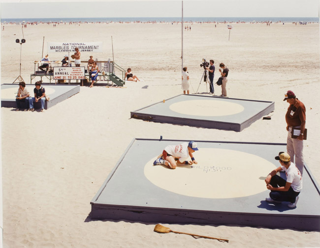 National Marbles Championship, Wildwood, New Jersey