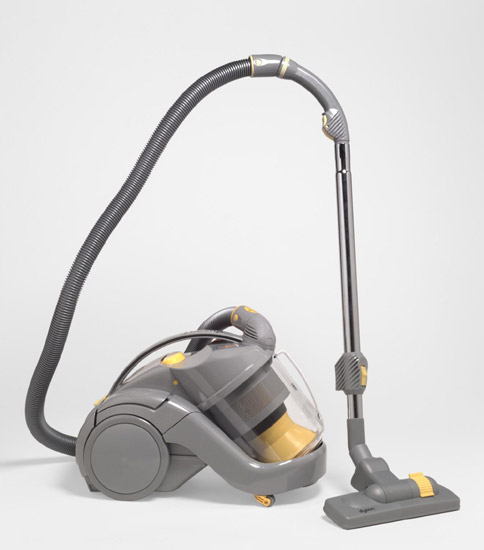 """Dual Cyclone"" Vacuum Cleaner"
