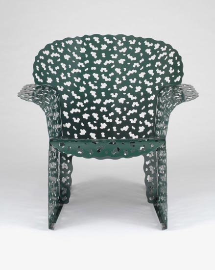 """Topiary"" Lounge Chair"