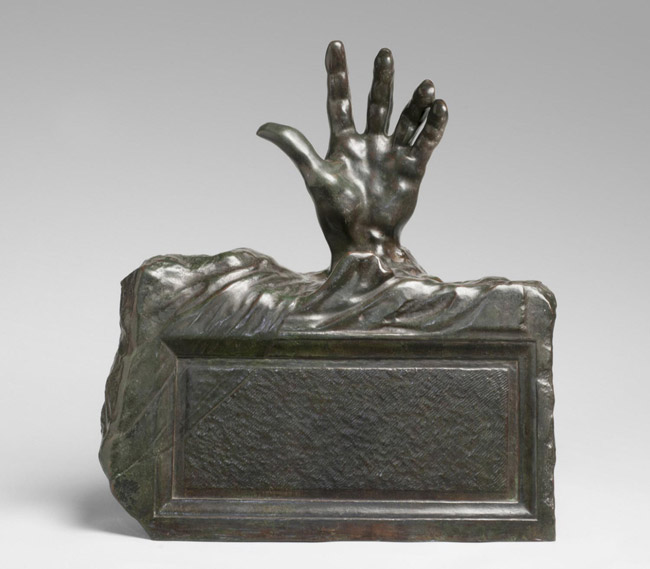 The Hand from the Tomb