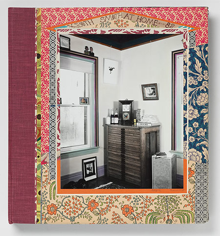 <i>Book Number 82, Keith Smith at Home</i>, front cover, 1982